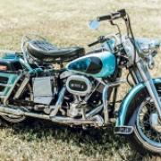 Harley davidson elvis presley