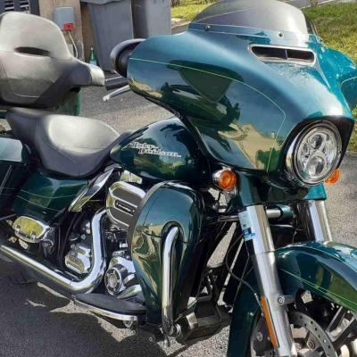 Harley davidson street glide special 2015 flhxs