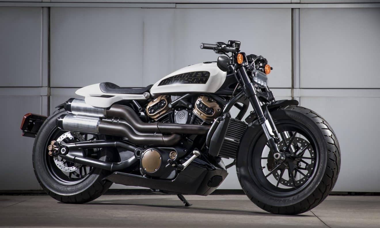 Custom Harley Davidson 2021