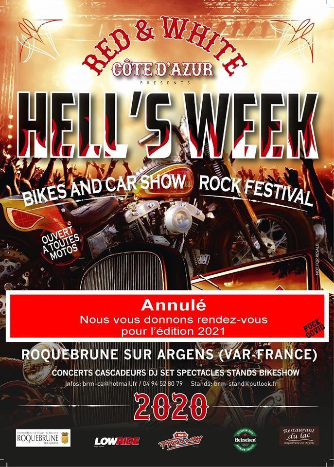 Hell s week 1