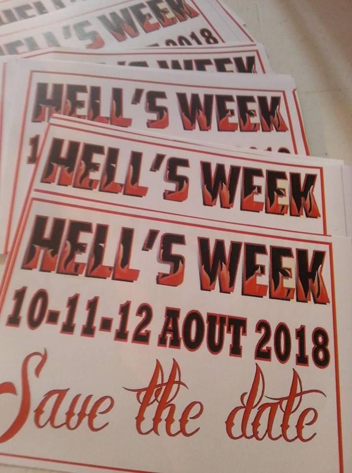 Hells week