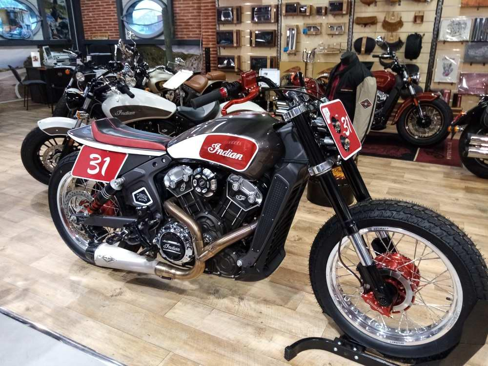 CONCESSION INDIAN MOTORCYCLE TOULOUSE