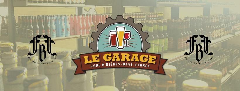 Le garage 1