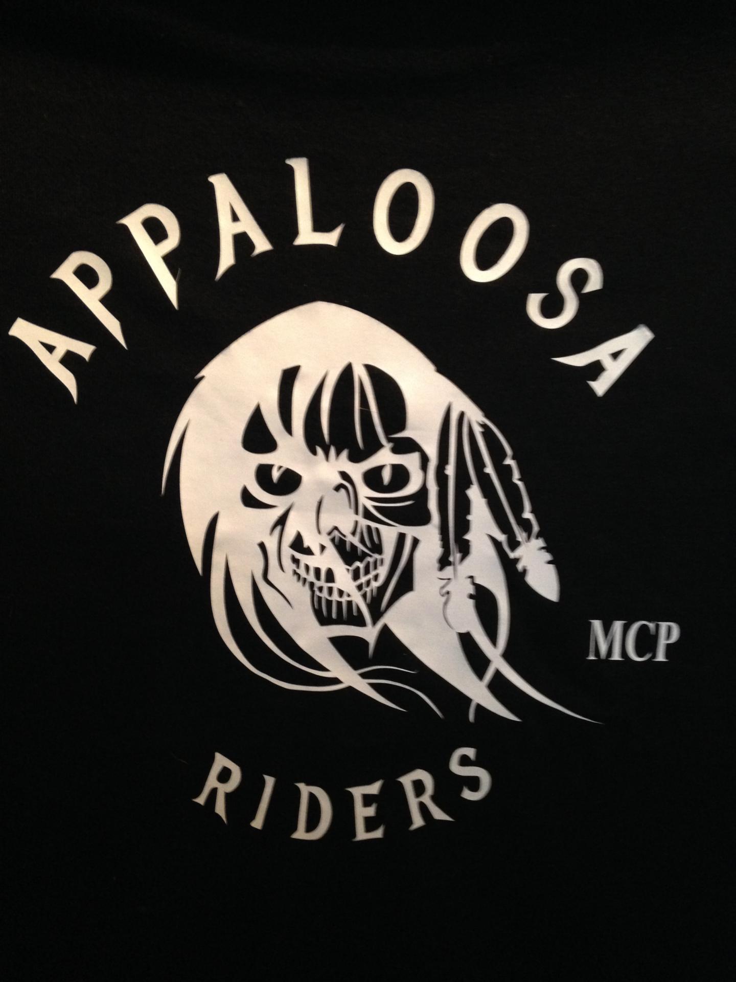 Logo noire appaloosa