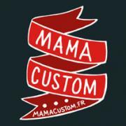 Mama custom logo