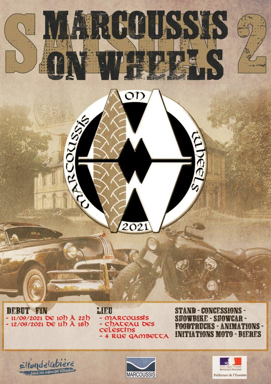 Marcoussis on wheels 1