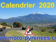 Moto pyra na es balades voyages vacances calendrier 2020 2