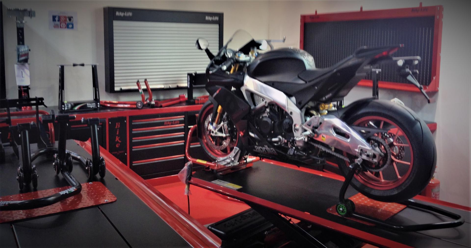 Réparer sa moto après une chute