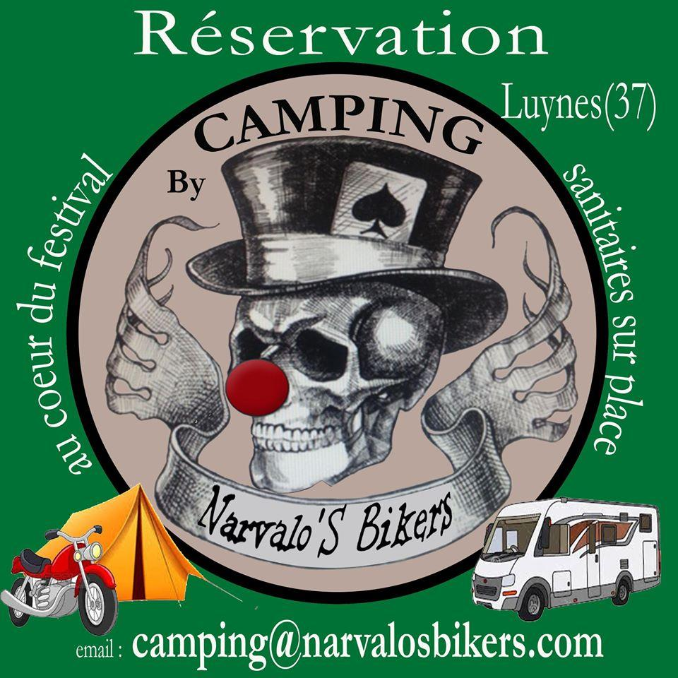 Narvalo s bikers campng