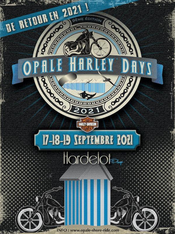 Opale harley days 2021