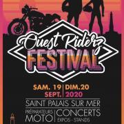 Ouest riderz festival a st palais