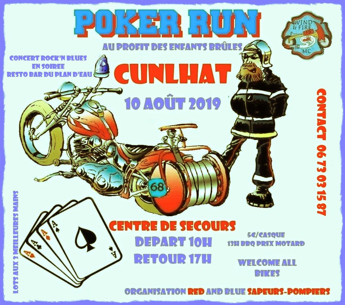 Poker run 2019 1