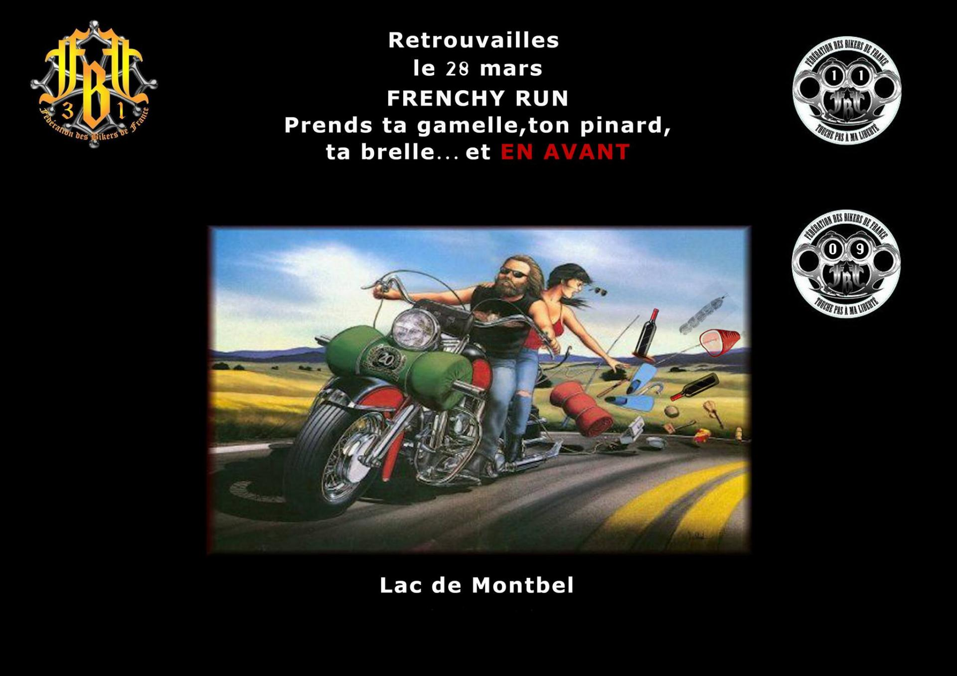 Retrouvaille frenchy run