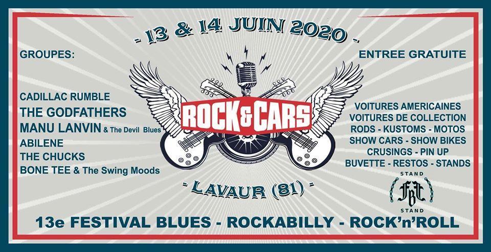 Rock cars 2020