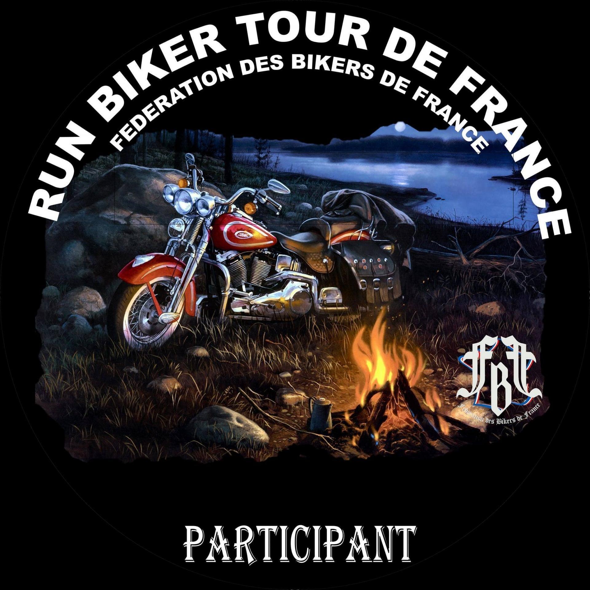 Run biker participant