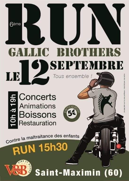 Run gallic brother