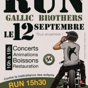 Run gallic brother