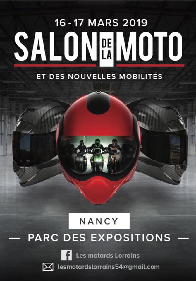 Salon moto nancy