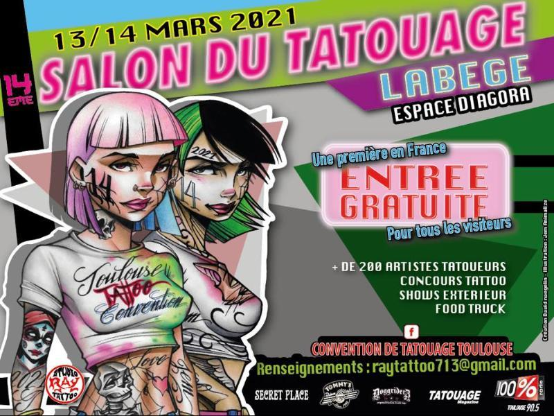 Salon tatouage labege