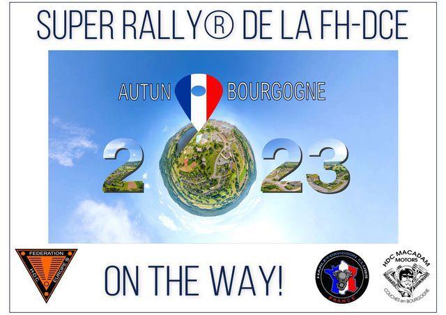 Super rally 2023