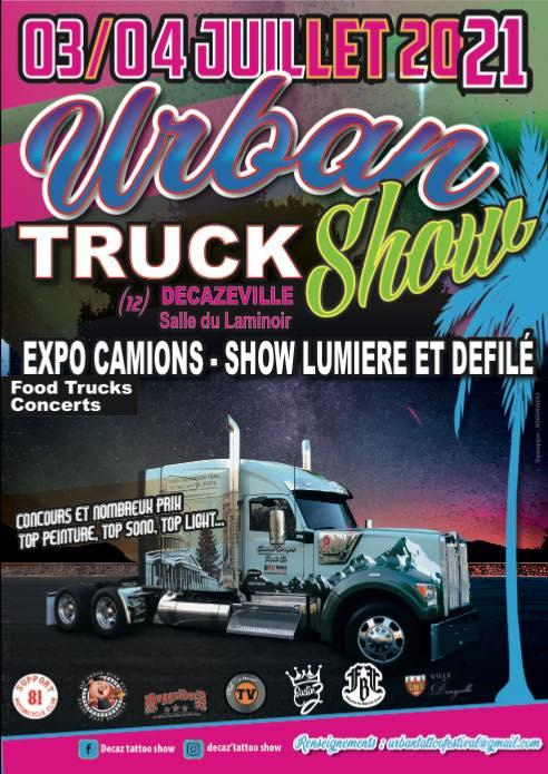Urban truck show