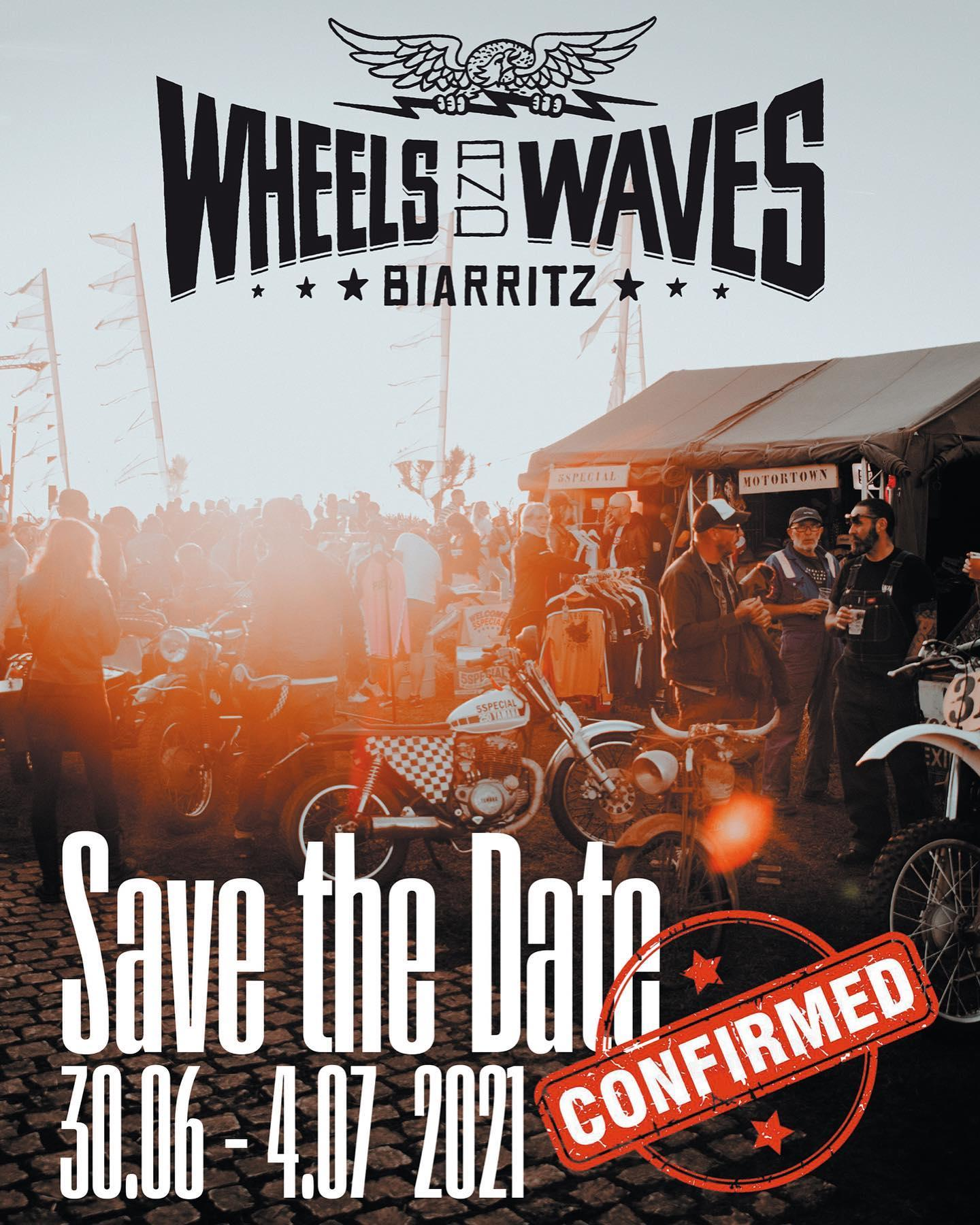 Wheels waves c est confirme